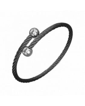Bracelet femme en acier