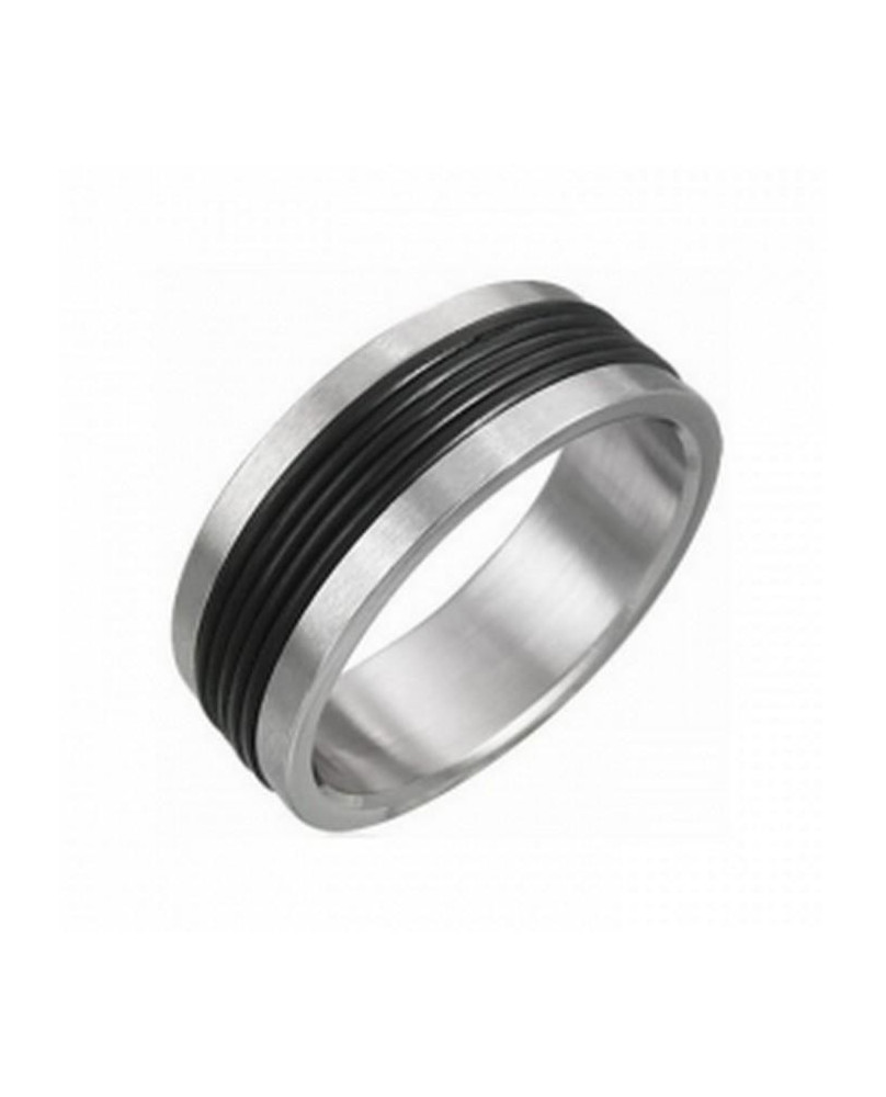 Bague gothic homme
