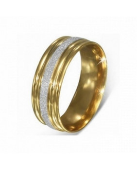 Bague jaune or