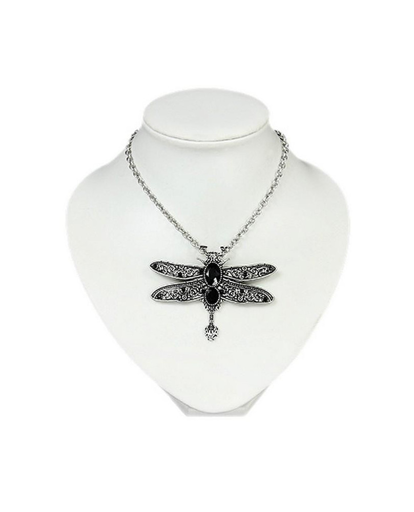 Collier Steampunk DRAGONFLY