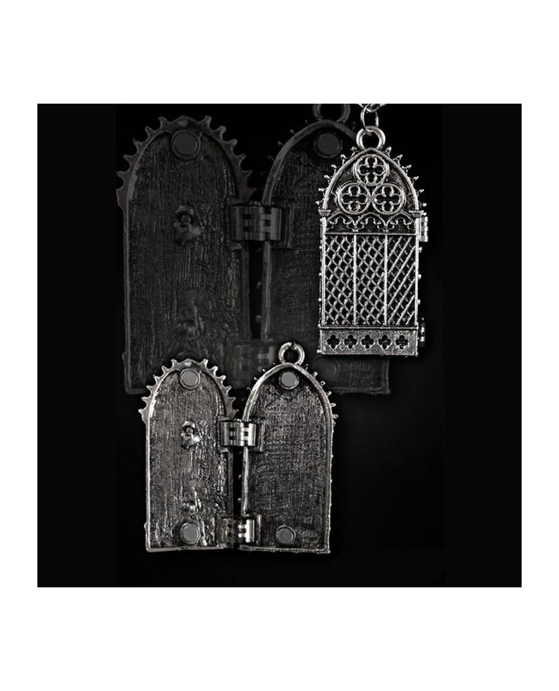 Pendentif ange gothique