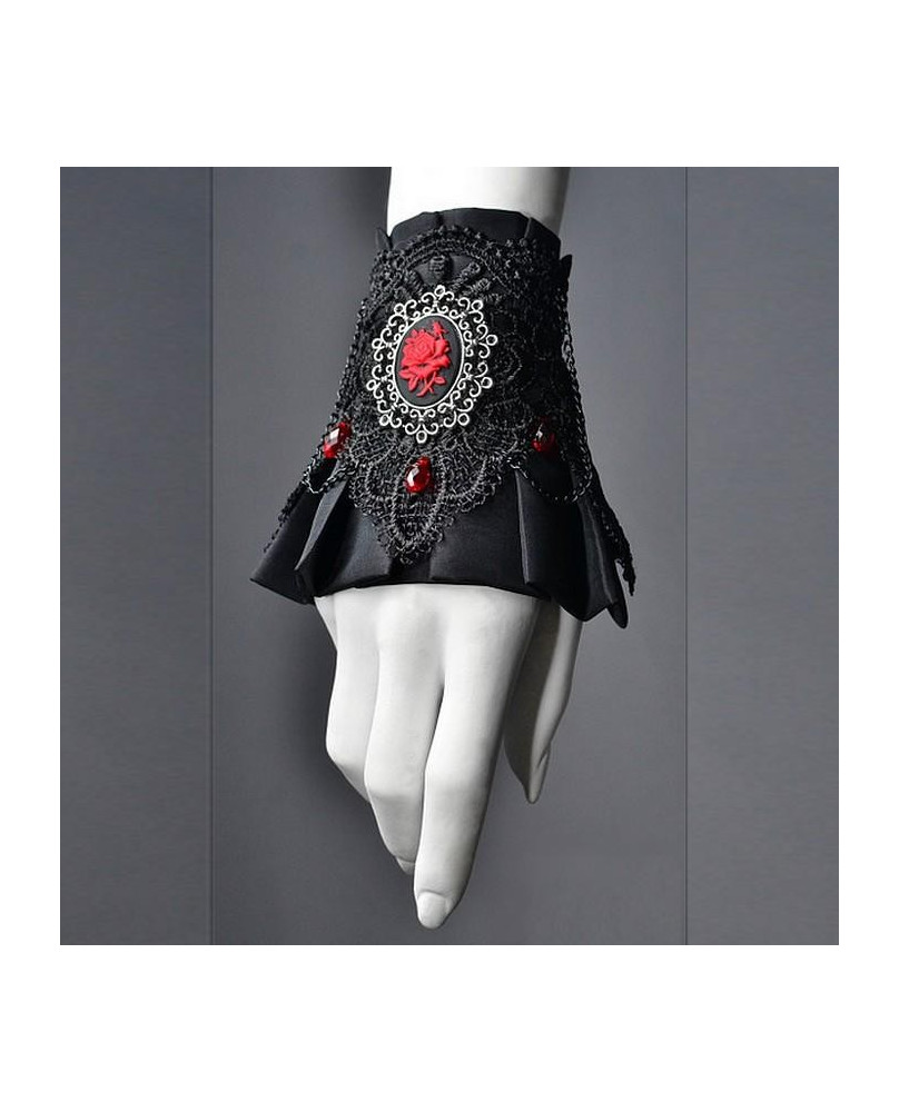Bracelet romantique Rose Cameo