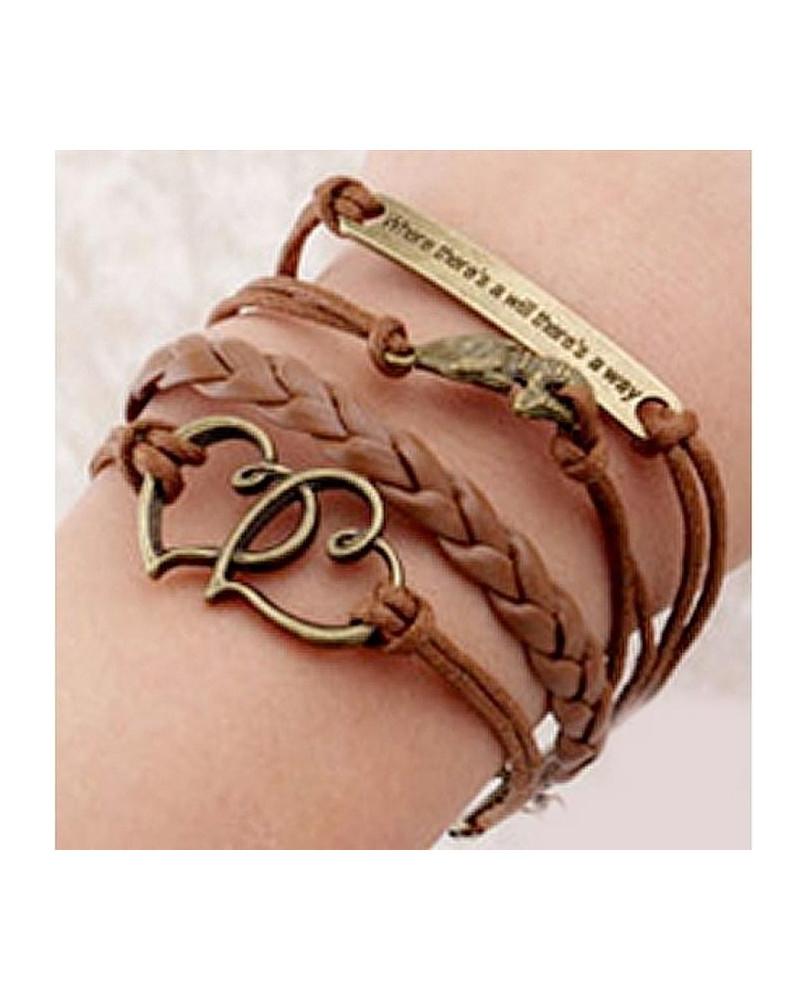 Bracelet Steampunk de l'union