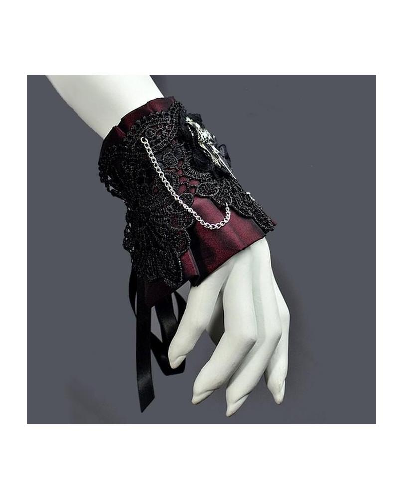 Bracelet vampire bordeaux