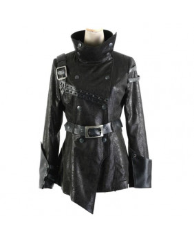 Veste gothique Military Scorpion