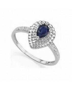 Saphir bleu nuit