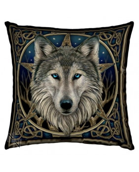 Gros coussin gothique Wild One
