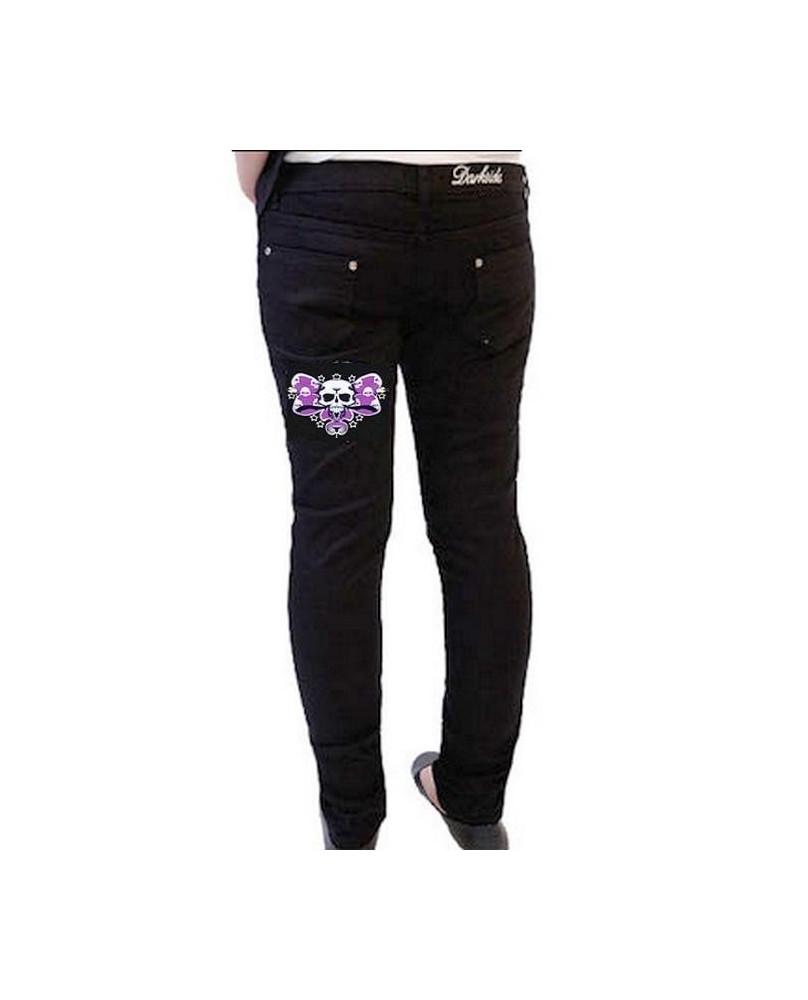Pantalon skinny Darkside Bow