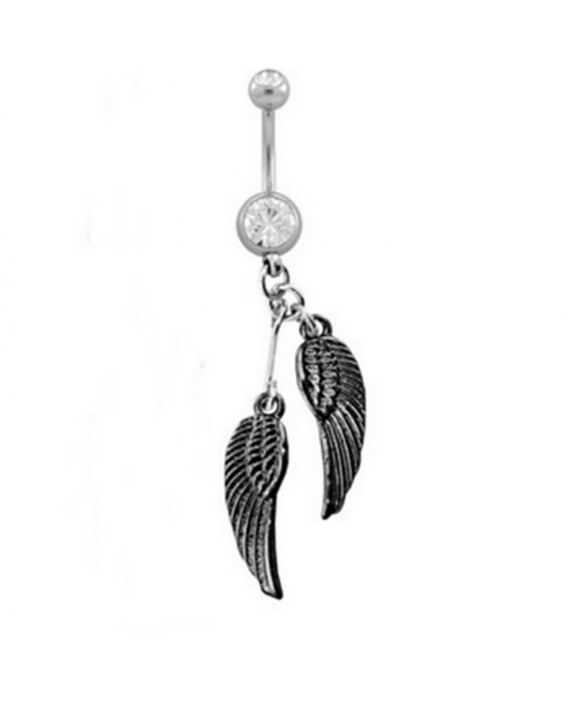 Piercing gothic Angel Wings