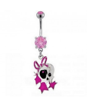 Piercing tattoo punk rock skull