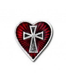 Boucles d'oreille Sacred Heart