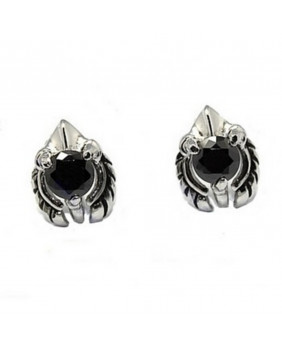 Boucles d'oreilles gothique JE1675