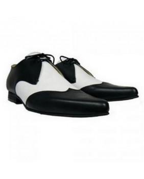 Chaussures rock NEVERMIND 7001 ANILBLK/WHT
