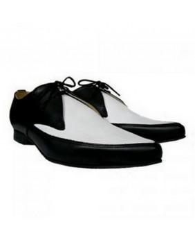 Chaussures rock NEVERMIND 7007ANILBLK/WHT