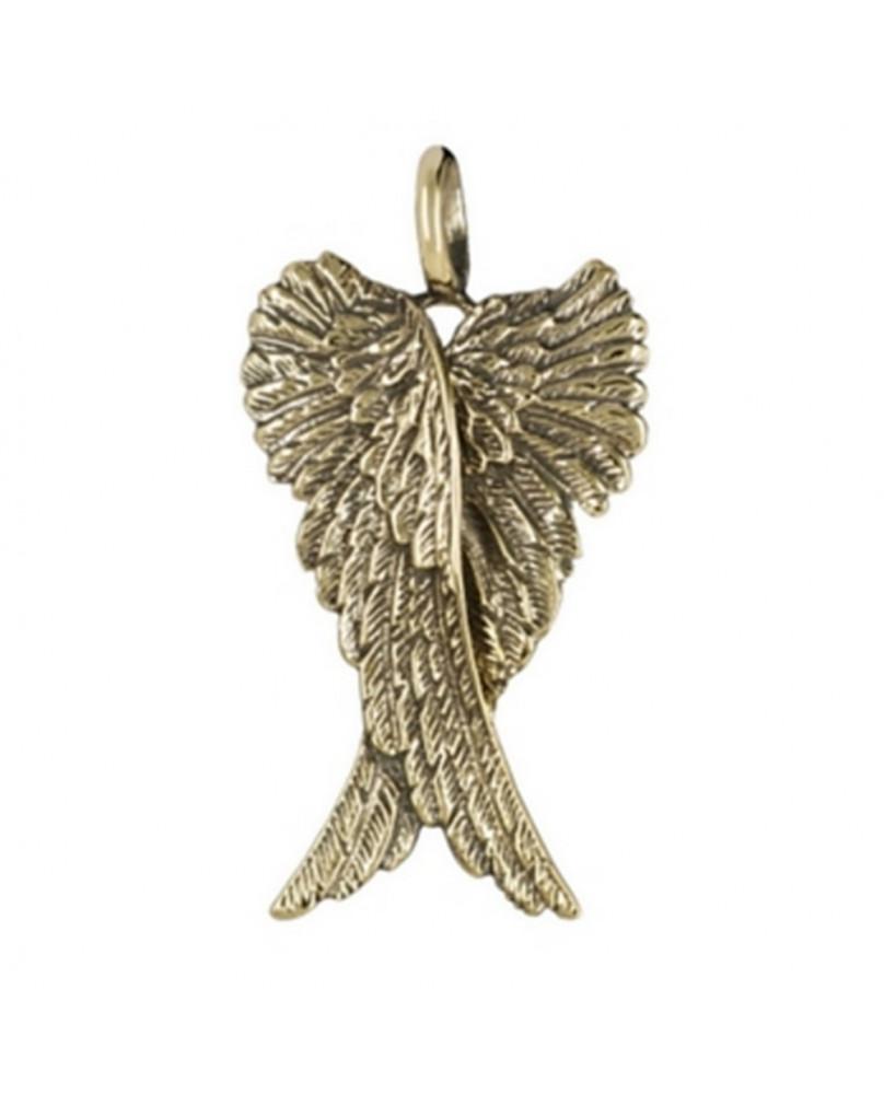 Pendentif angel wings bronze