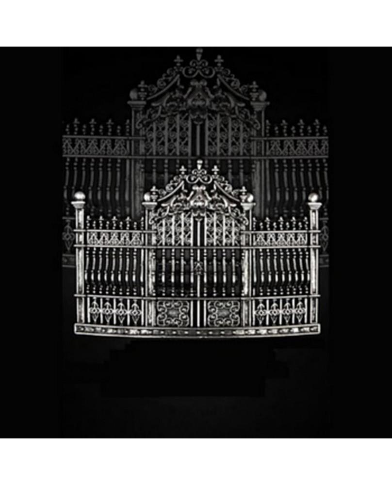 Barrette Gothique Divine Gate