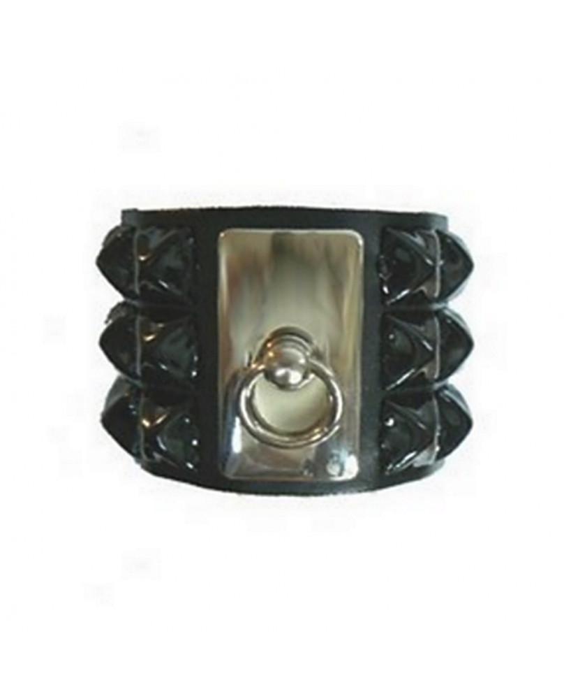 Bracelet gothique anneau BC463BS