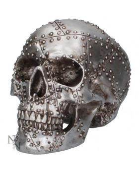 Crâne métal gothique Rivet