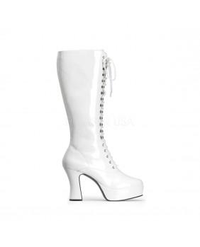 Funtasma EXOTICA-2020 bottes blanches Gothiques