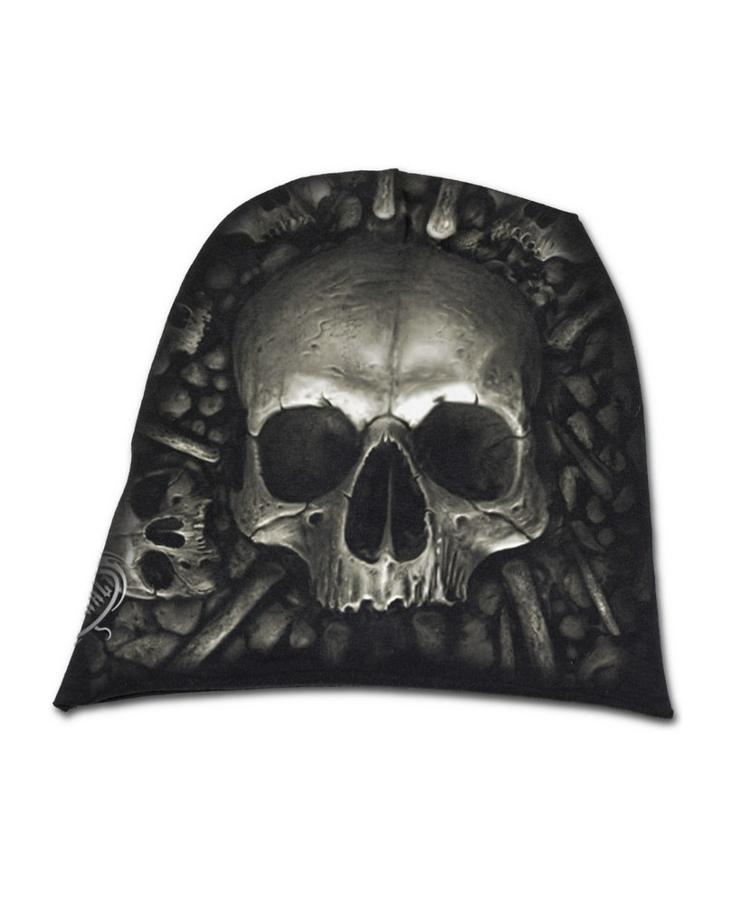Bonnet gothique Catacomb