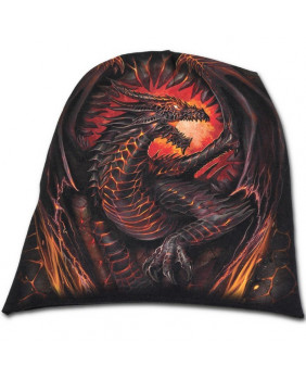 Bonnet gothique Dragon Furnace