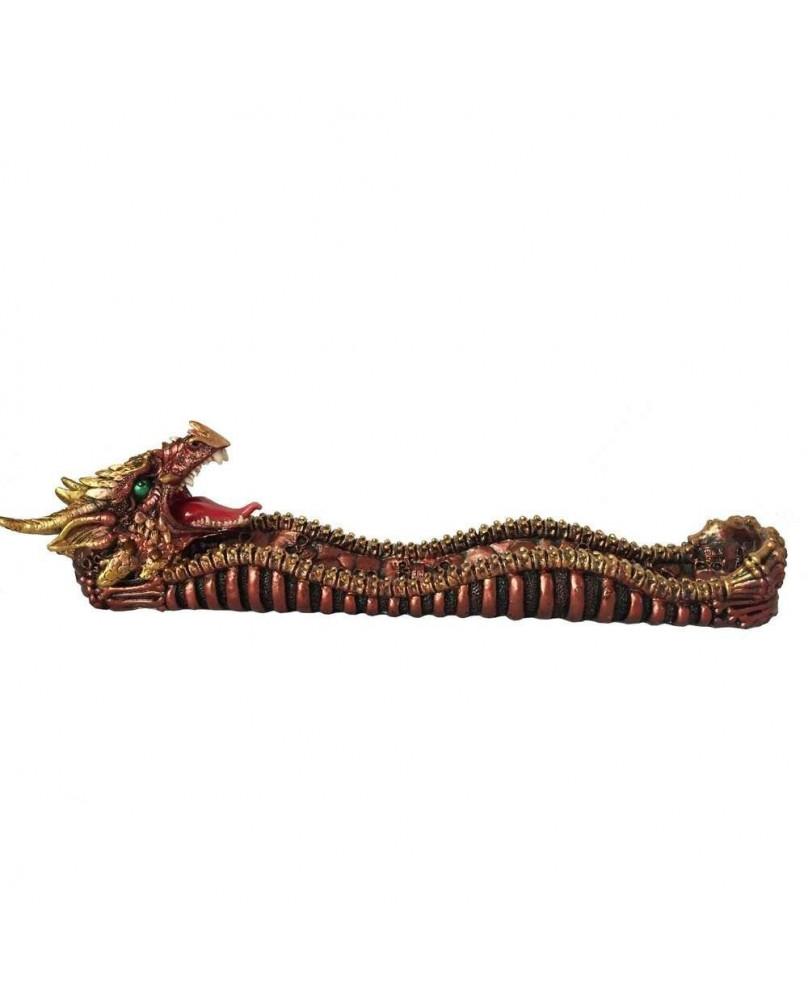 Porte encens dragon rouge Ashes Of Vermillion