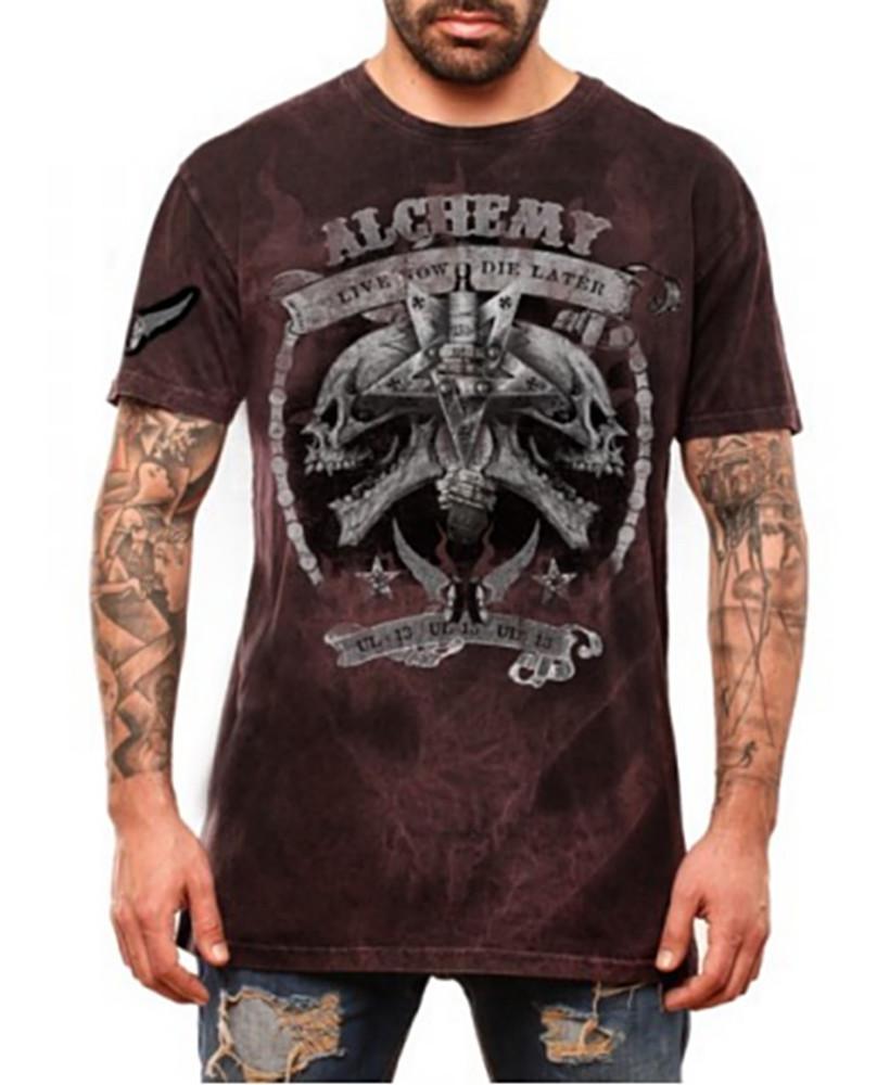 """T-Shirt gothique homme """"Pirate Race"""""""