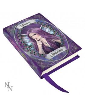 Carnet journal intime Fairy Sacred