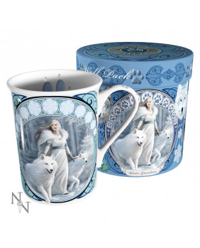 Mug fantastique Winter Guardians