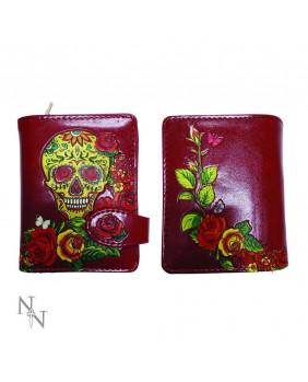 Porte monnaie rock Candy Rose