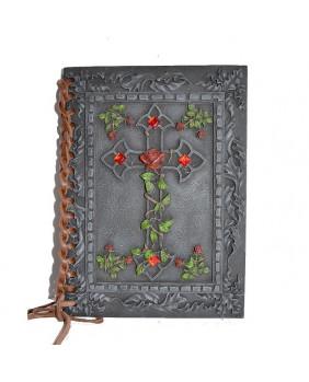 Journal intime gothique romantique cross