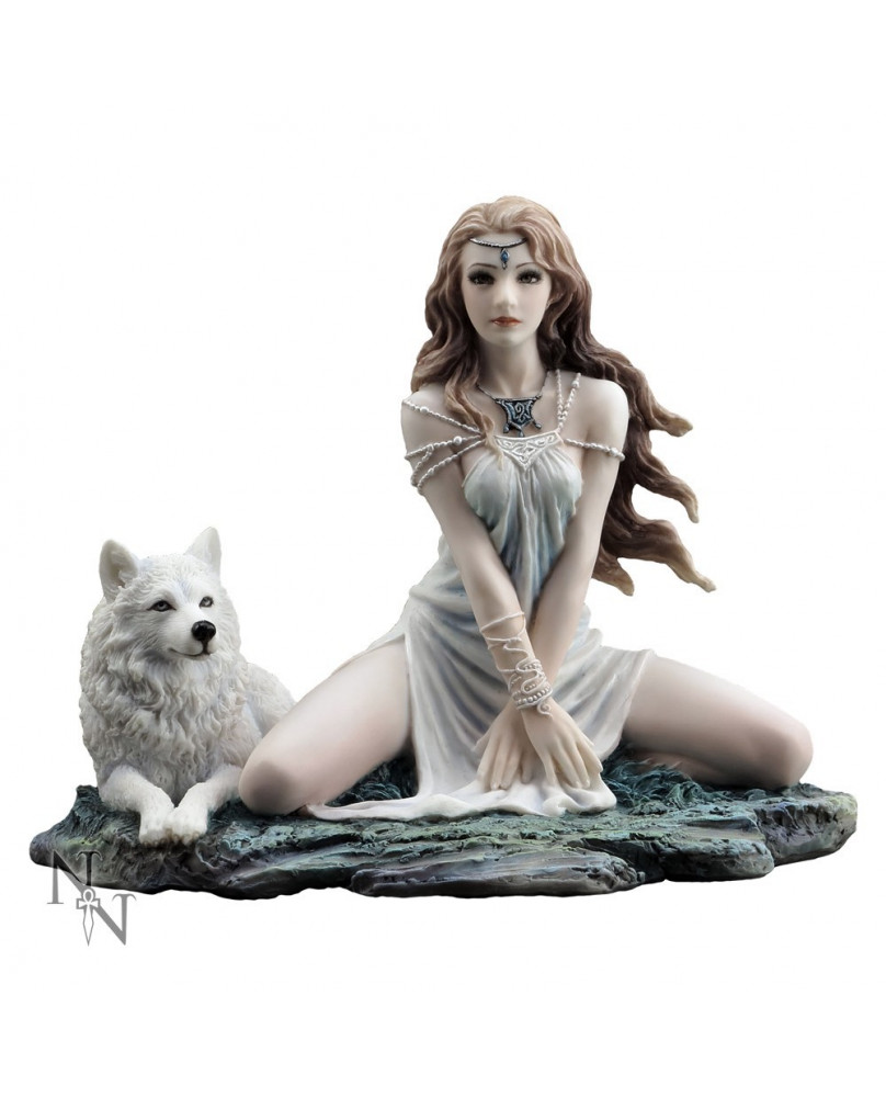 Figurine loup Storm Maiden