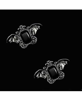 Barrettes gothiques Vampire