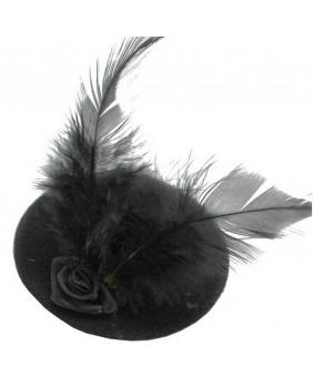 Min chapeau gothic rose