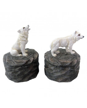 Boites loups duo Loyal Guardians