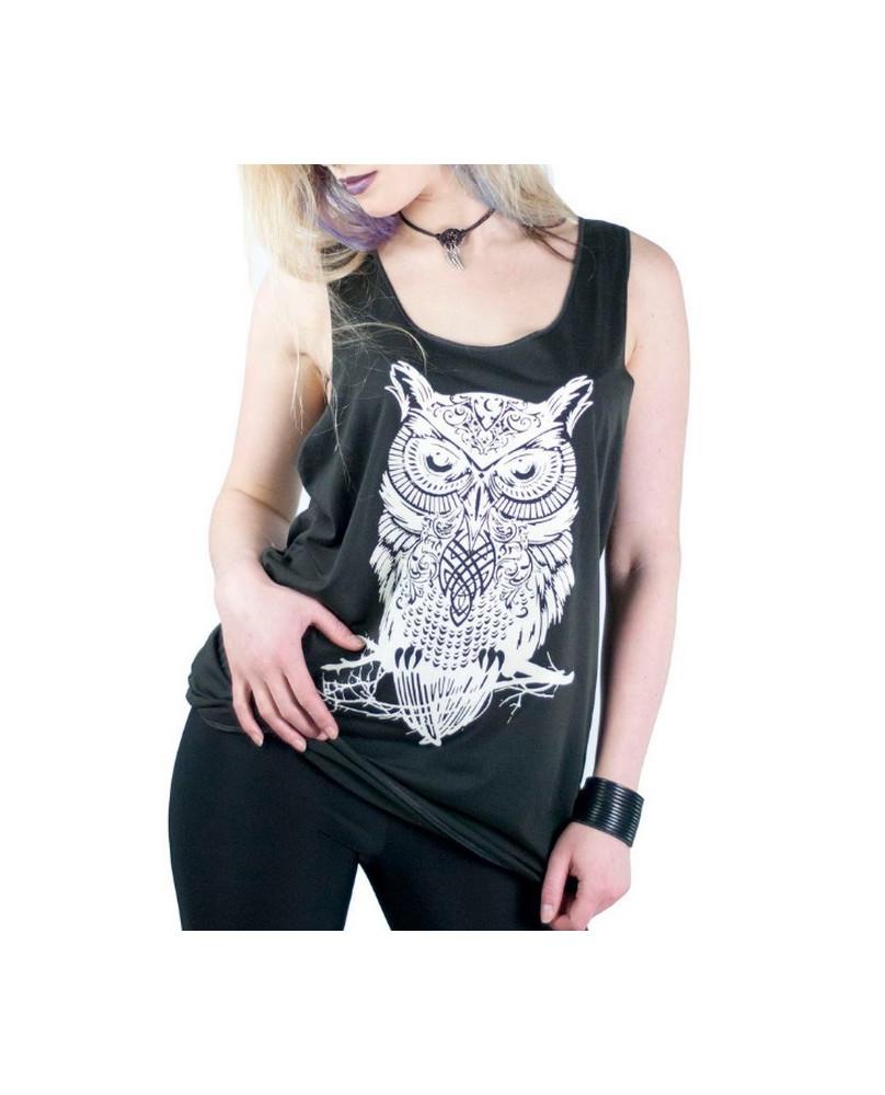Tee shirt gothique Raven