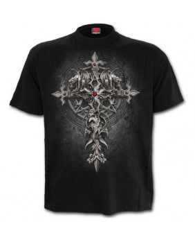 Tee Shirt gothique Custodian