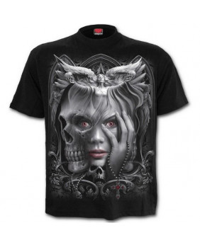Tee Shirt gothique Dark Fusion
