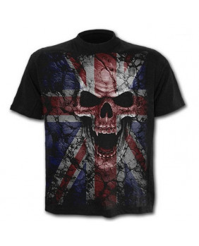 T shirt gothique Union Wrath