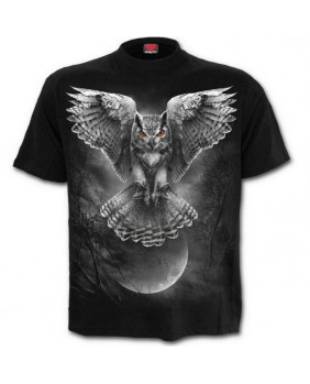 Tee Shirt gothique Wings Of Wisdom