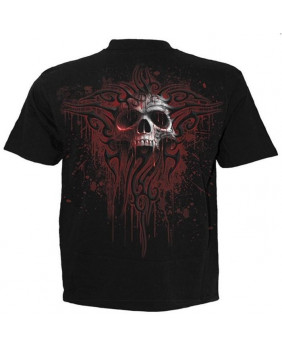 Tee shirt Tribal Death Blood