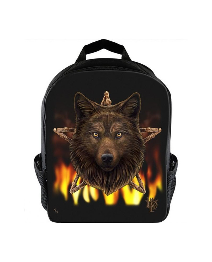 Sac à dos loup Wild Fire