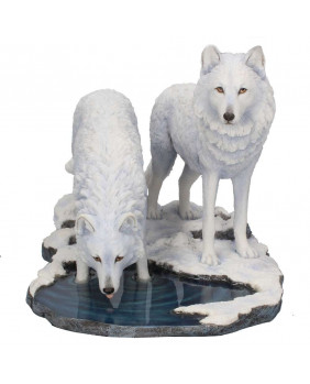Figurien Loups blancs Warriors of Winter