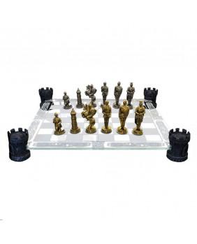 Jeux d'échec Chevalier Médiéval