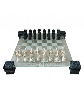 Jeux d'échec dragons