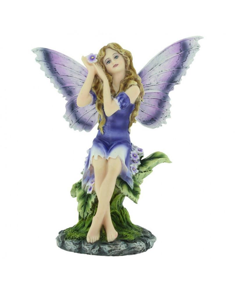 Figurine fée Violet