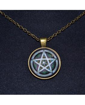 Collier fantaisie gothique
