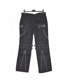 Pantalon métalleux