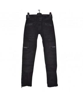 Pantalon noir rock