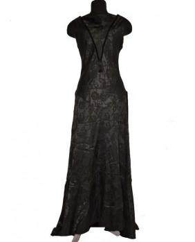 Robe brocard gothique romantique
